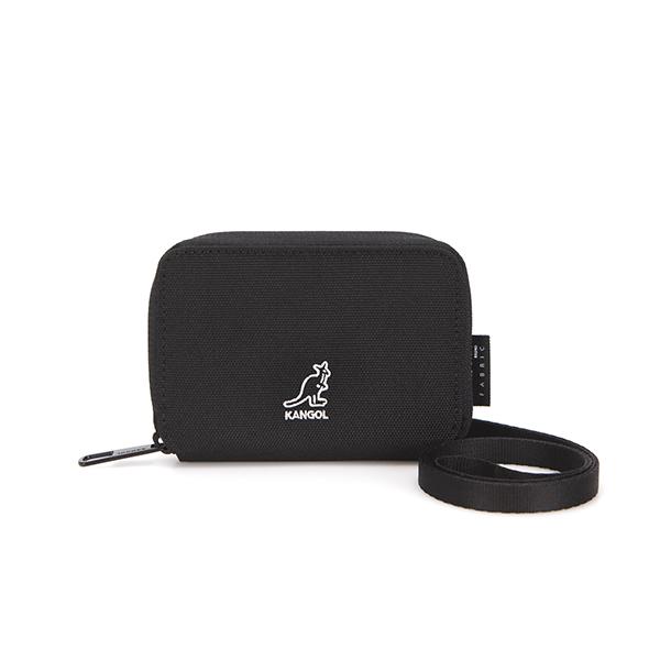 Keeper Ⅸ Zipper Wallet 4025 BLACK