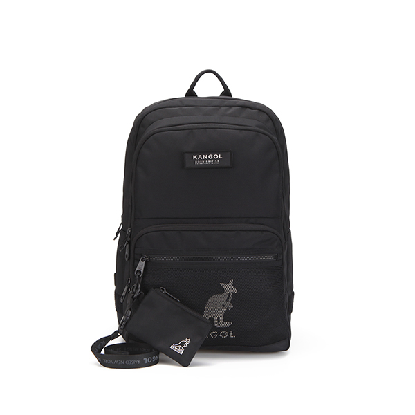 Epik Ⅳ Backpack 1374 BLACK