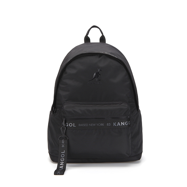 Letra Round Backpack 1375 BLACK