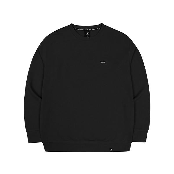Club Oversize Sweatshirt 1636 BLACK