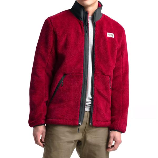 [해외]노스페이스 남성 세르파 양털 자켓 RED NF0A3YRT87D