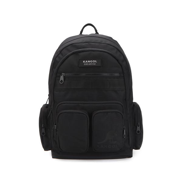 Cargo Ⅱ Backpack 1376 BLACK