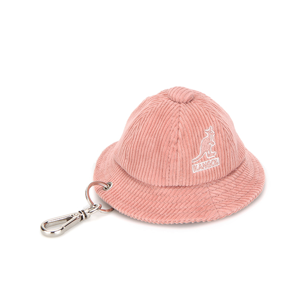 Bermuda Key Holder Corduroy 0006 PINK