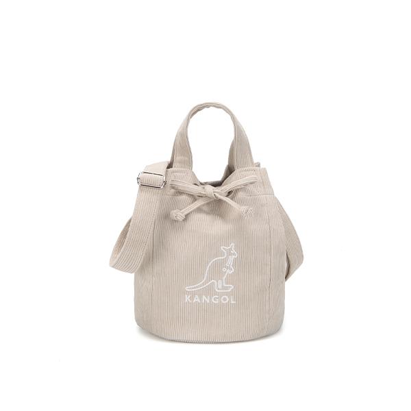 Cord Ⅲ Bucket bag 3796 LT.BEIGE