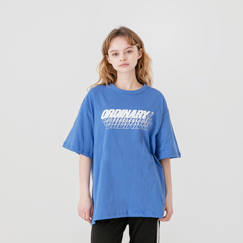 ORDINARY T-SHIRT BLUE