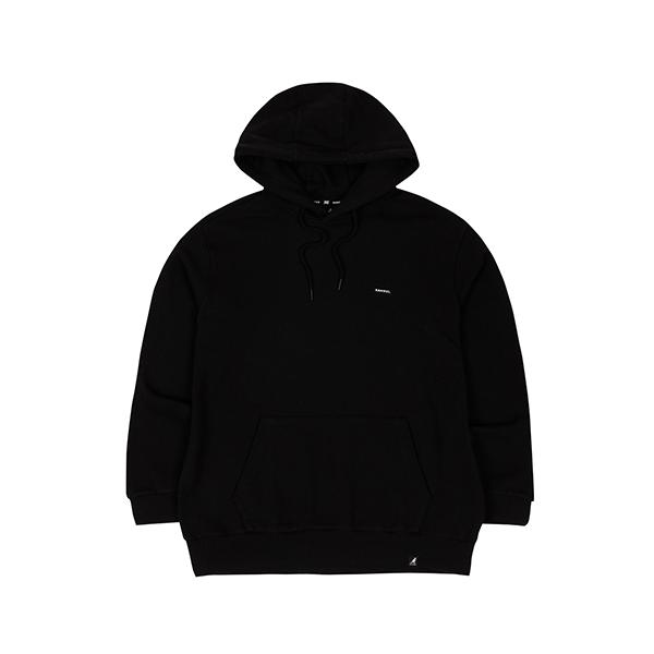 Club Oversize Hoodie 5127 BLACK