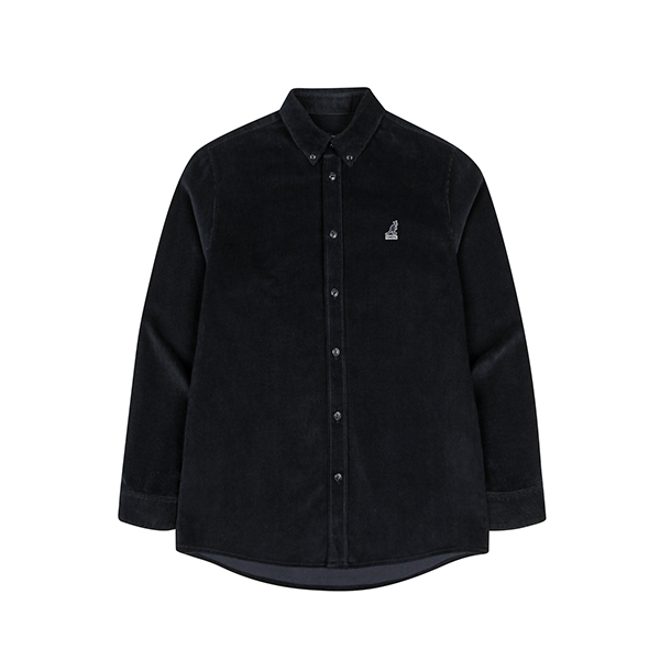 Club corduroy shirt 7041 NAVY