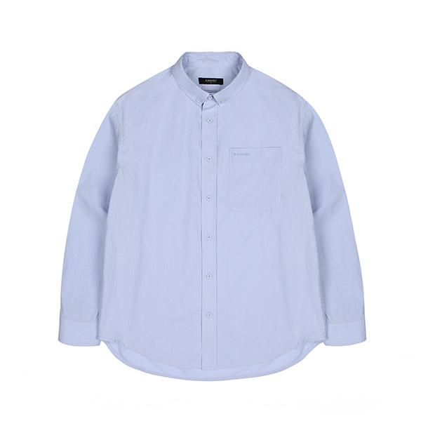 [한정특가]KANGOL Oversized Shirt 7031 LT.BLUE