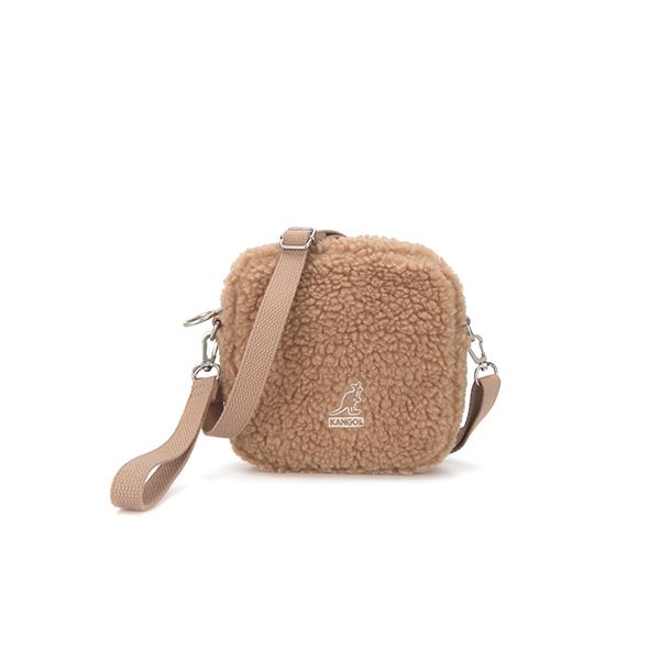 Poodle Ⅲ Square Cross bag 3110 BEIGE