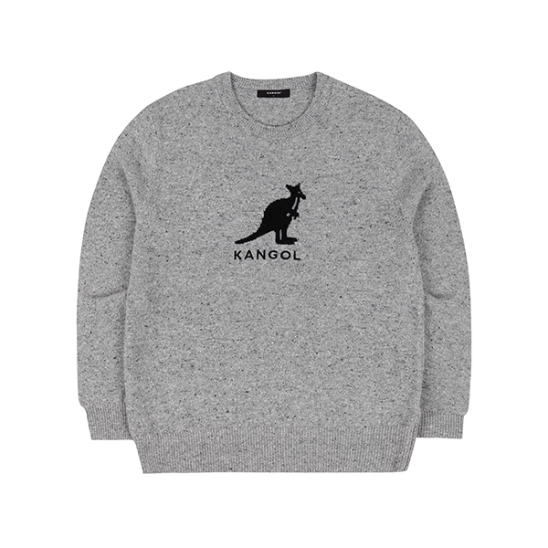 Symbol Sweater 1811 GREY