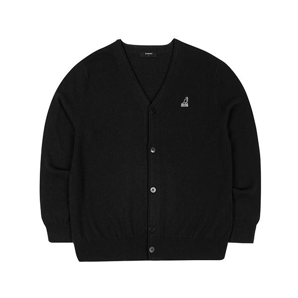 Club Knit Cardigan 1813 BLACK