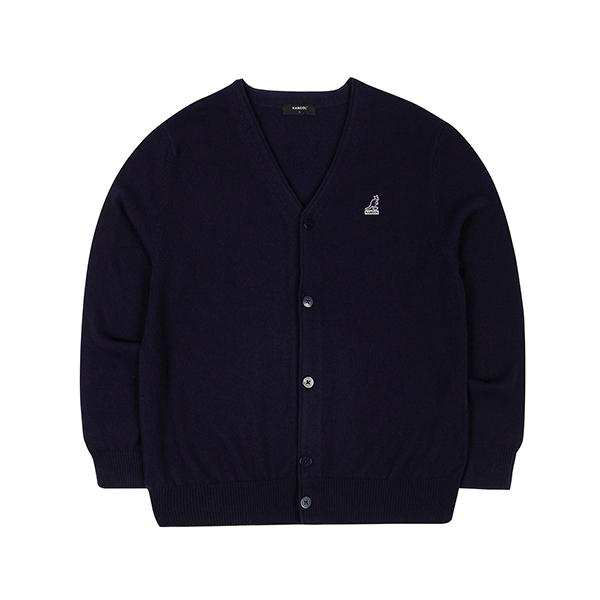 Club Knit Cardigan 1813 NAVY