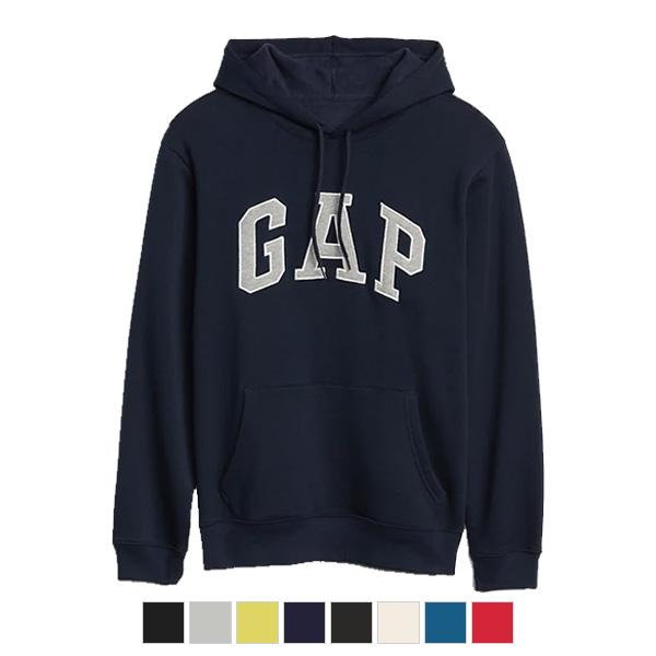 [해외]GAP 로고 플리스 후드 티셔츠 8 COLOR