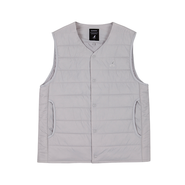Basic Inner-vest 6116 LT.GREY