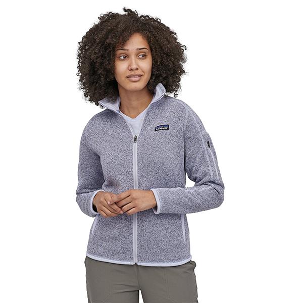 [해외]파타고니아 여성 베럴 스웨터 후리스 자켓 벨루가