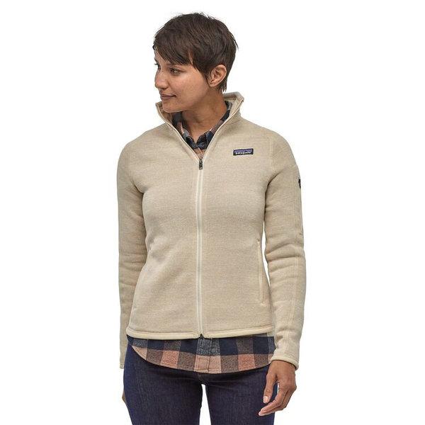 [해외]파타고니아 여성 베럴 스웨터 후리스 자켓 화이트