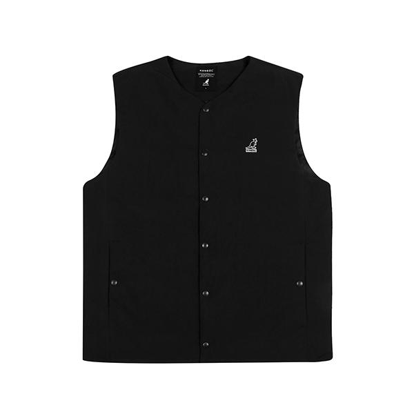 Plain Inner-vest 6118 BLACK