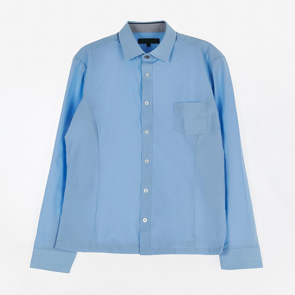 [교복아울렛] SKL 소라색 셔츠 교복 교복쇼핑몰 학교