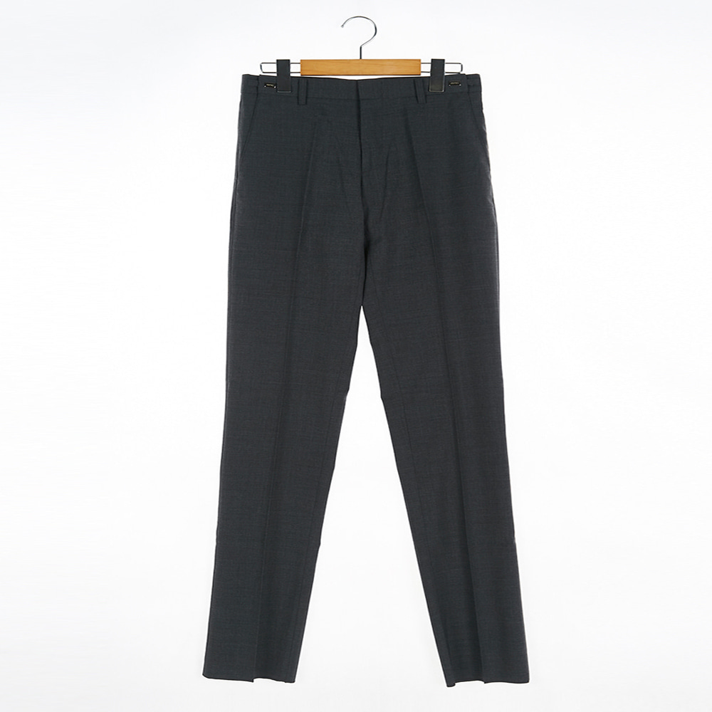 [교복아울렛] 중회색 하복 바지 교복 교복쇼핑몰 학교