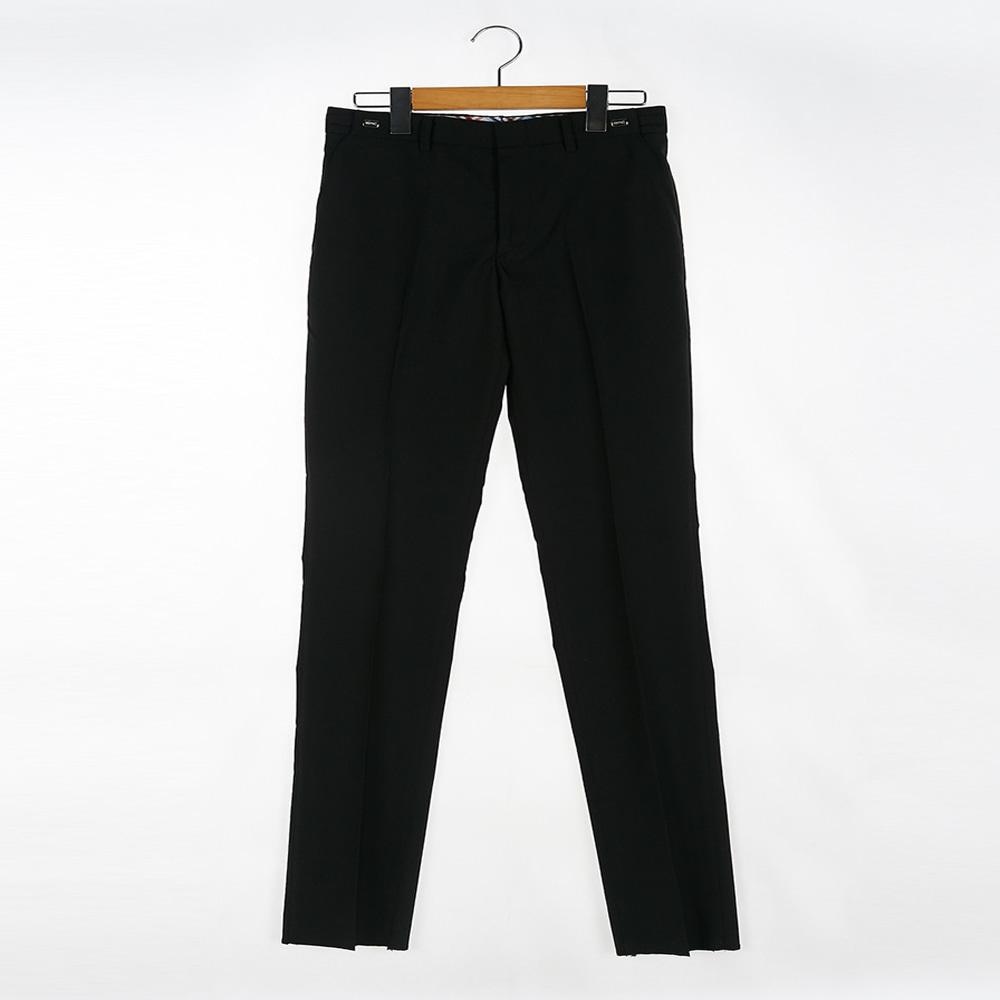 [교복아울렛] 베이직 블랙 하복 바지 (대화고) 교복