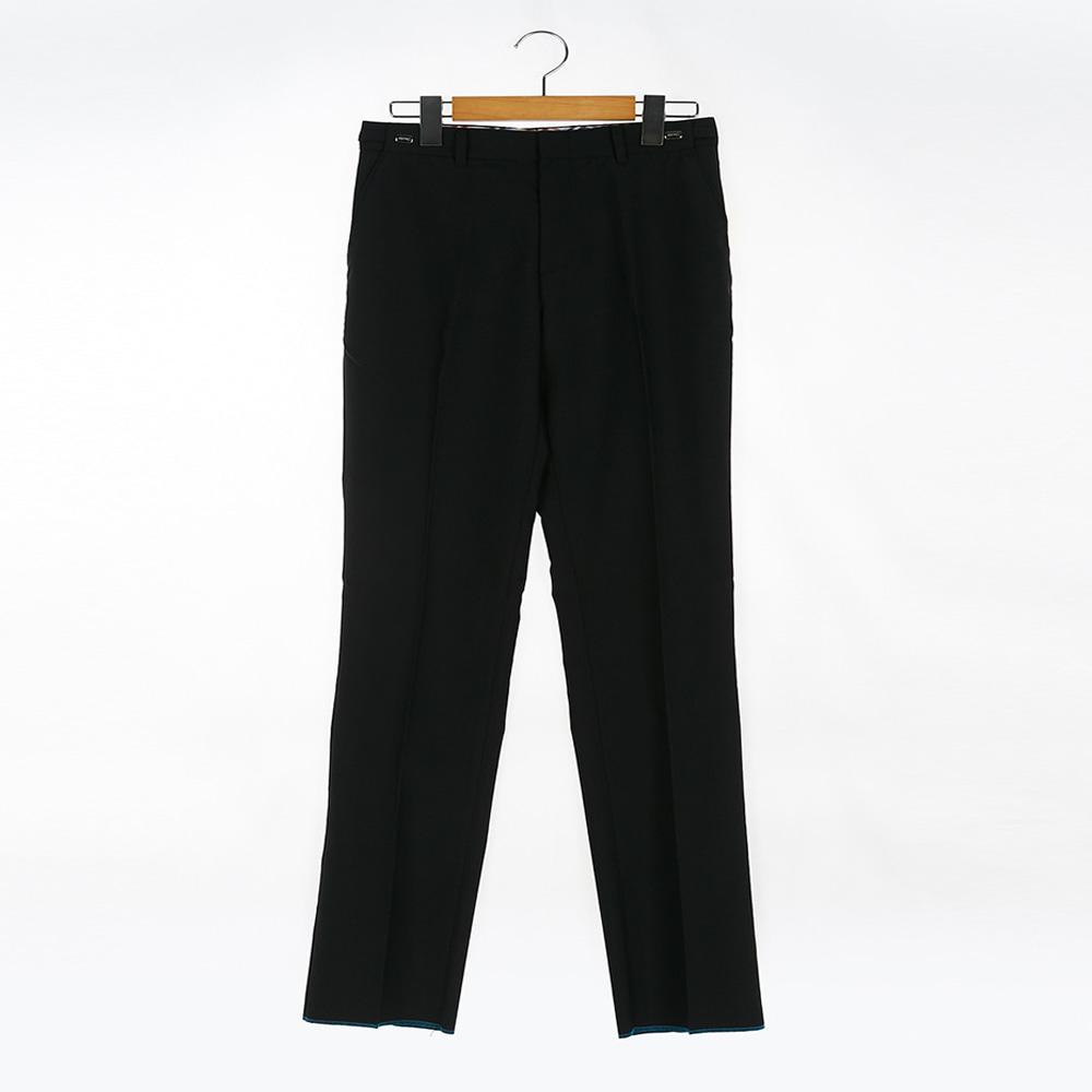 [교복아울렛] 검정 하복 긴바지 교복 교복쇼핑몰 학교