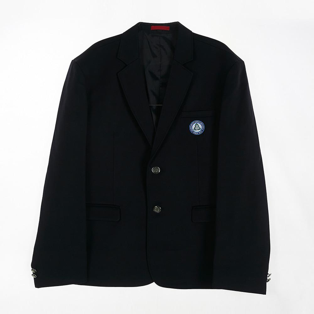 [교복아울렛] 베이직 2단추 남자 자켓 (성동공고)