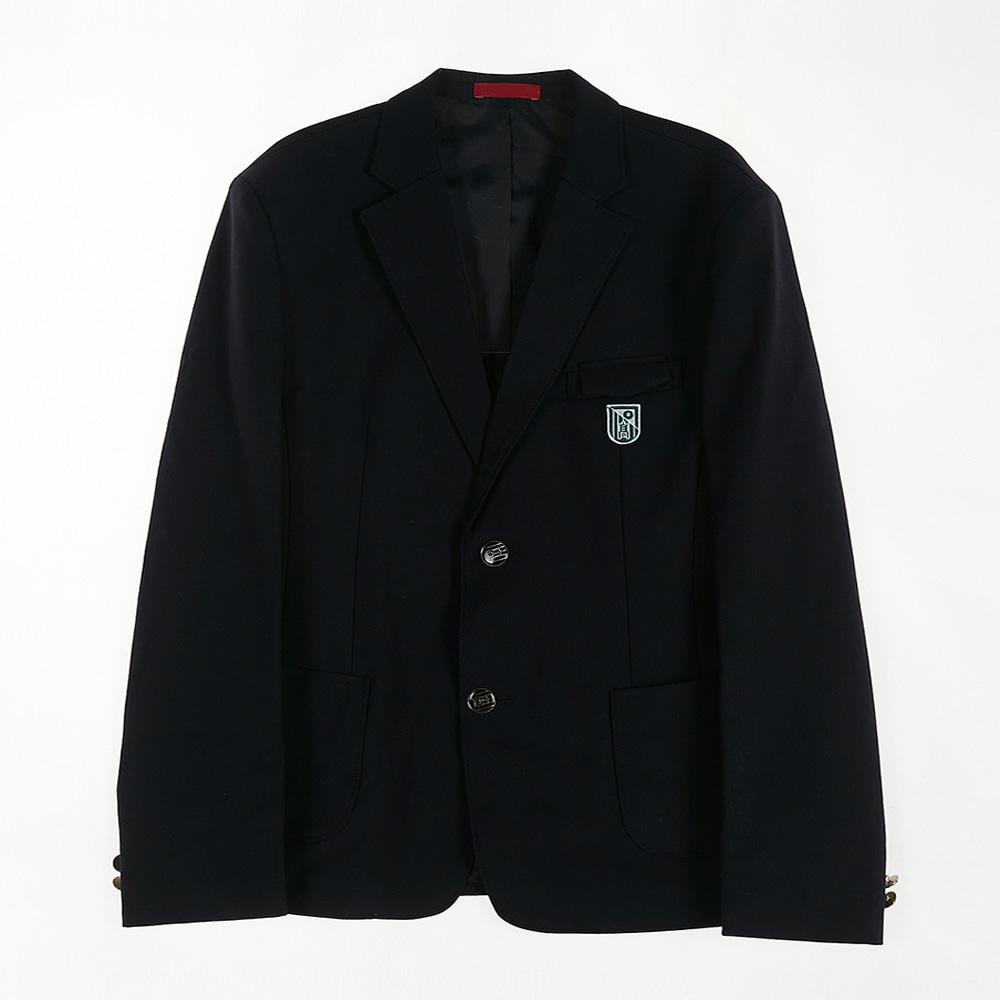 [교복아울렛] 투버튼 카라 남자 자켓 (오금고) 교복