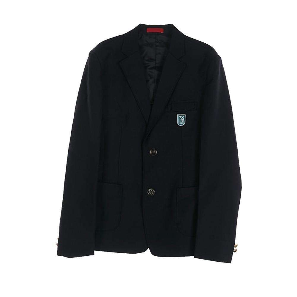 [교복아울렛] 투포켓 버튼 남자자켓 (오금고) 교복