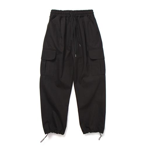 AT20 RIP CARGO PANTS (BLACK)