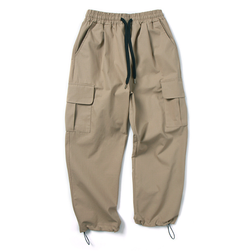 AT20 RIP CARGO PANTS (BEIGE)