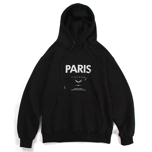 PARIS20 HOOD (BLACK)