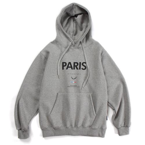 PARIS20 HOOD (GRAY)