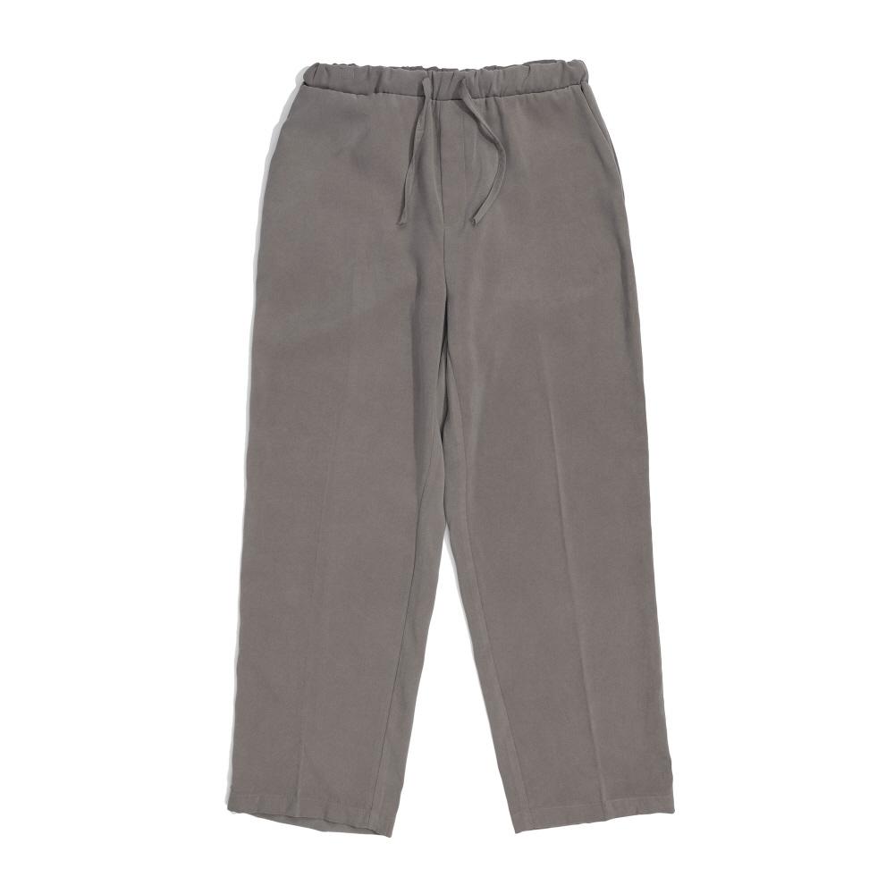 CB WIDE EASY PANTS  (KHAKI GRAY)
