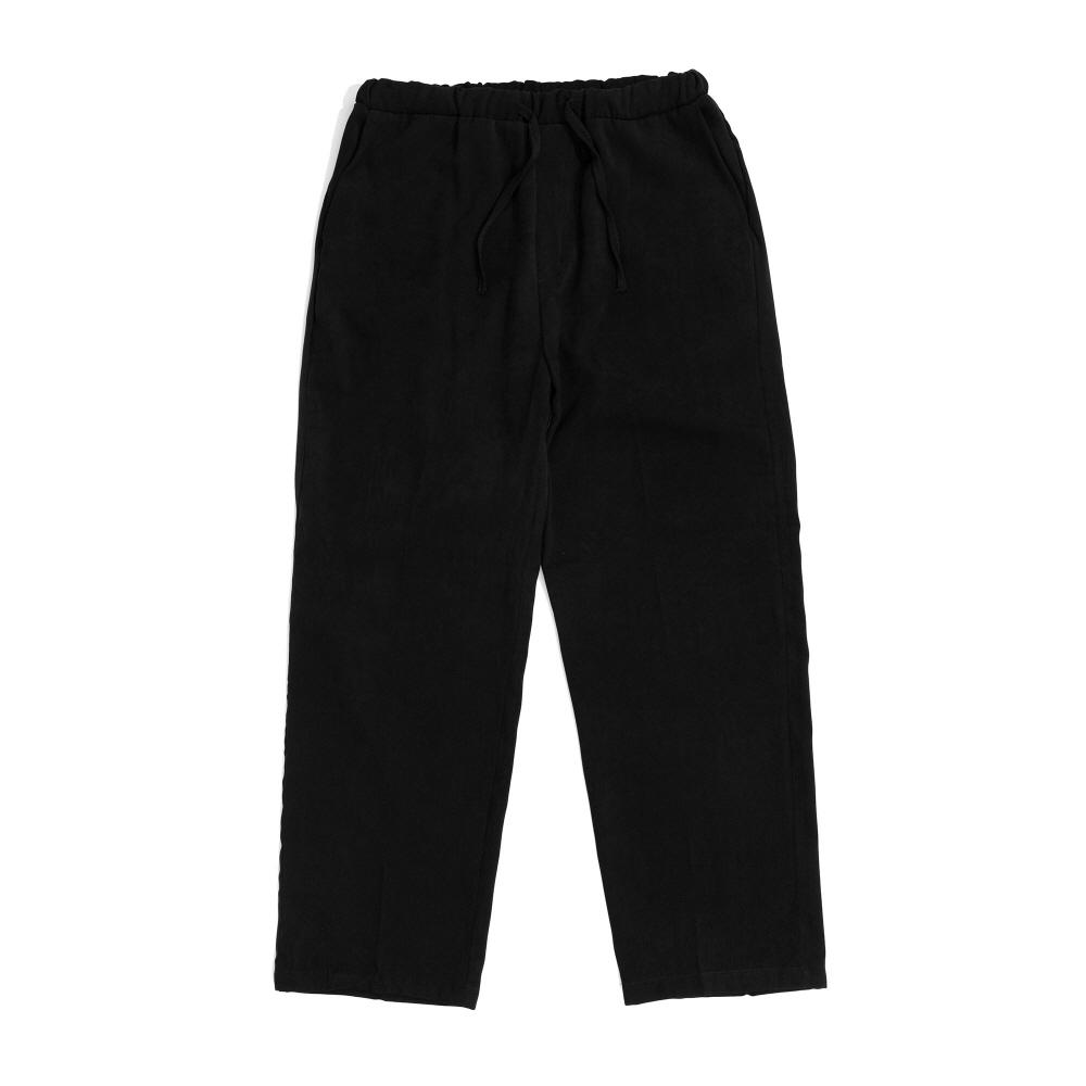 CB WIDE EASY PANTS  (BLACK)
