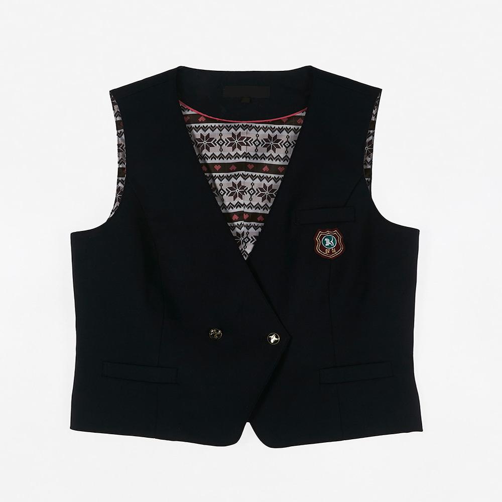 [교복아울렛] 잠실 양장 조끼 교복 교복쇼핑몰 학생복