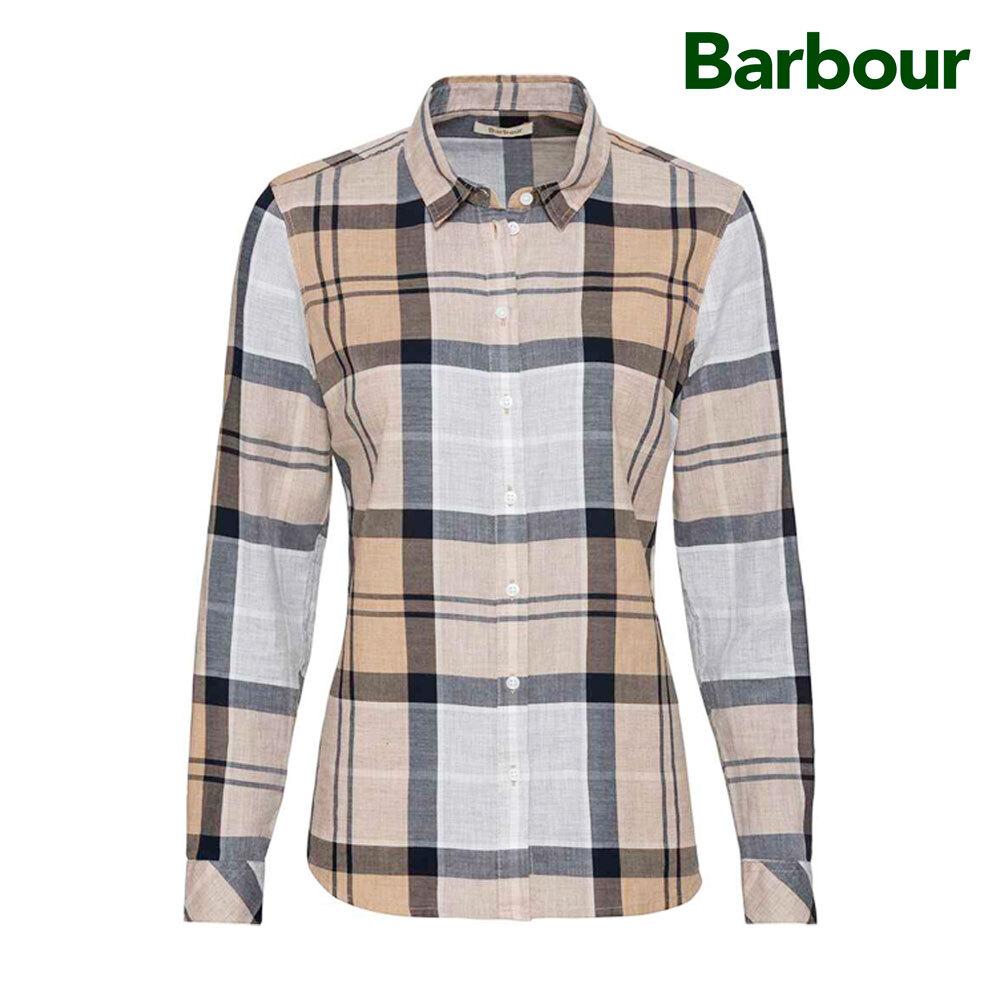 [바버]여성 브레든 셔츠 LSH1353ST51