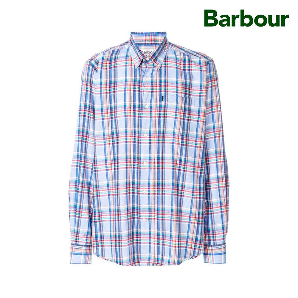 [바버]남성 옥스포드 셔츠 MSH4165BL33