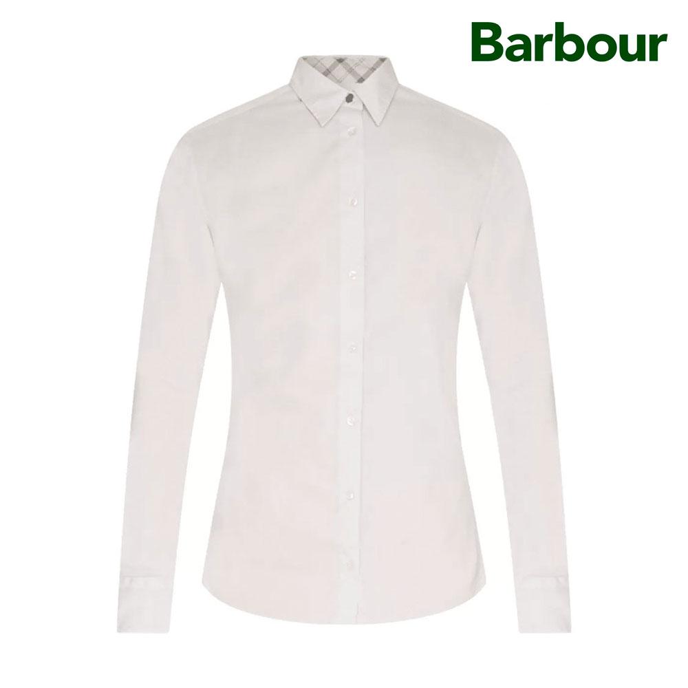 [바버]여성 CRERAN 셔츠(LSH0856WH13)