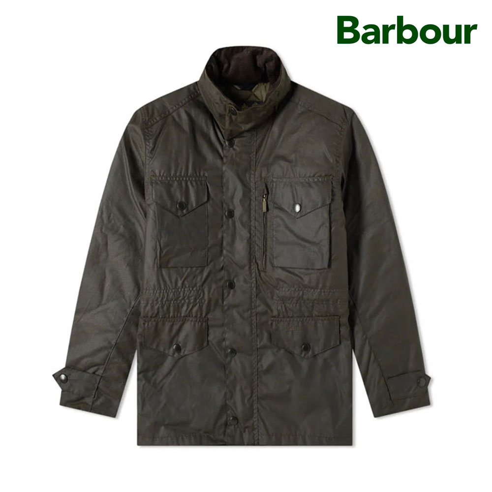 [바버]남성 클래식 뷰포트 왁스 자켓(MWX0002OL71)