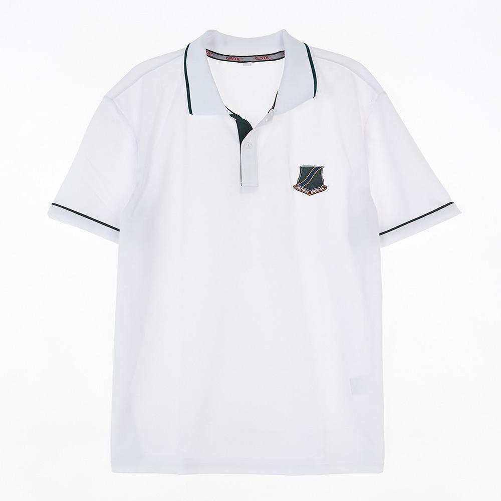 [교복아울렛] SIE 흰색 카라티 교복 교복쇼핑몰 학교