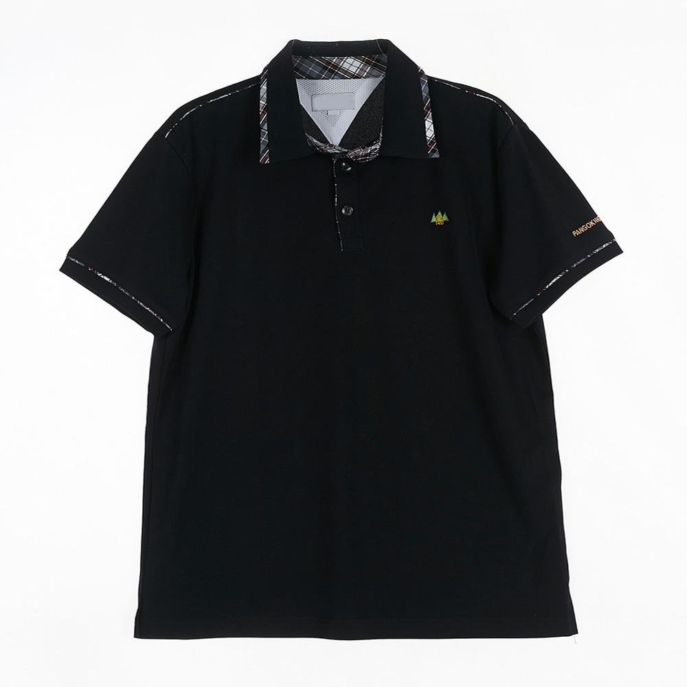 [교복아울렛] 체크라인 블랙 생활복 (판곡고) 교복