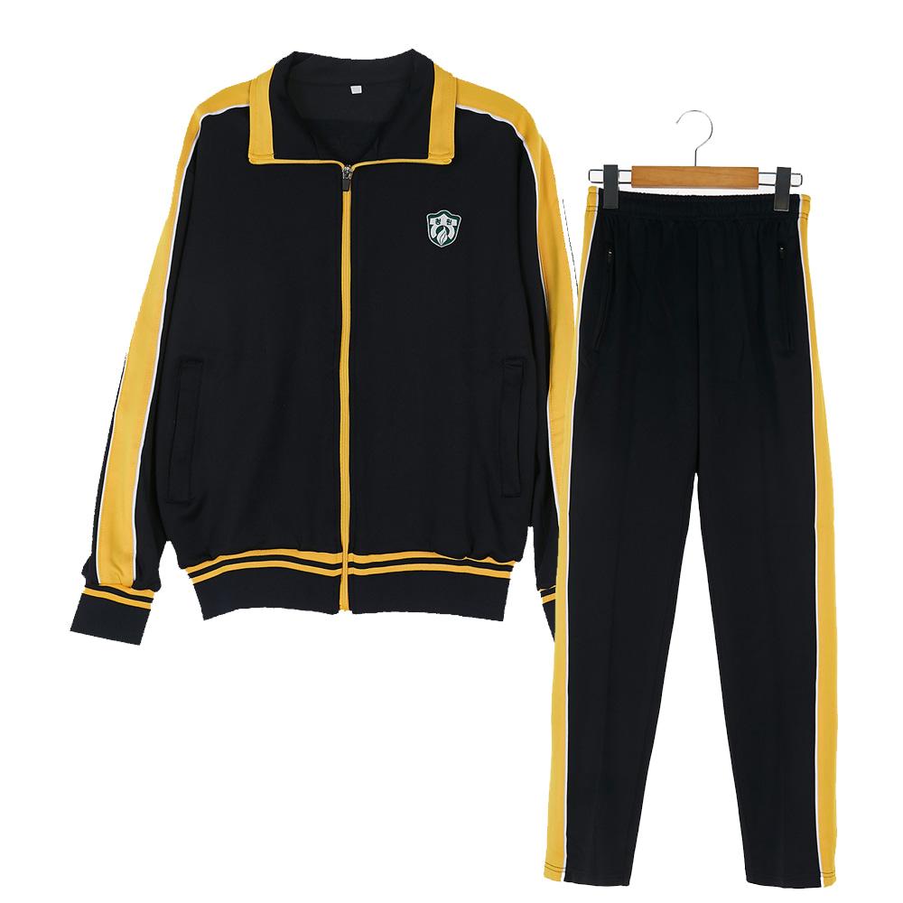 [교복아울렛] 옐로우 포인트 체육복 (청원고) 교복