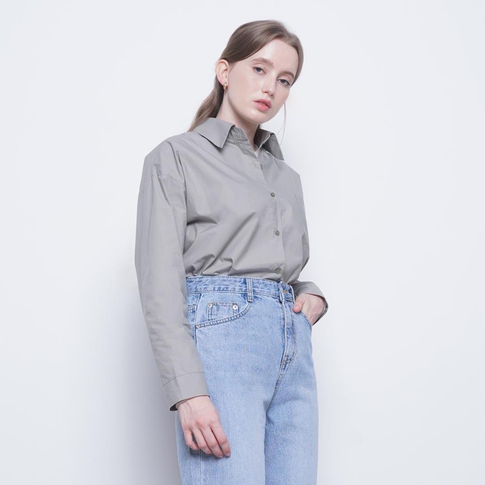 W25 NC cotton shirts khaki