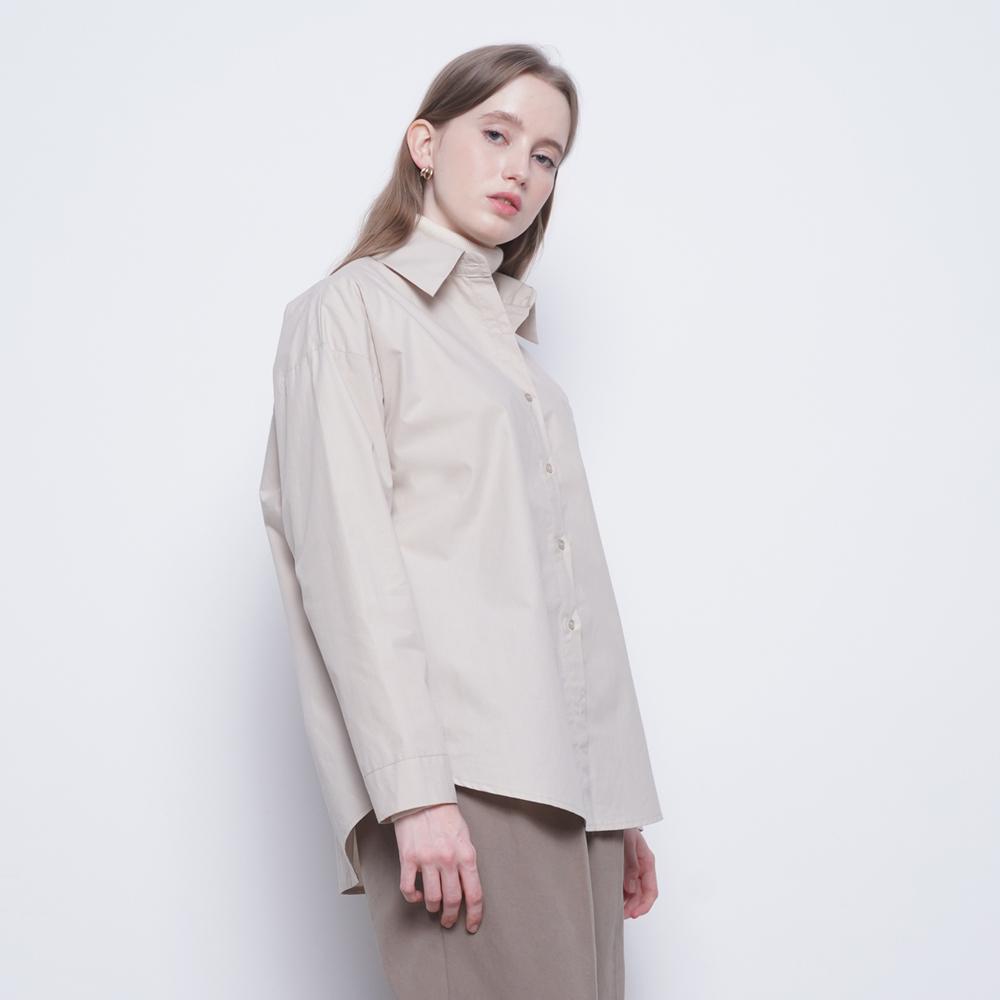 W25 NC cotton shirts beige