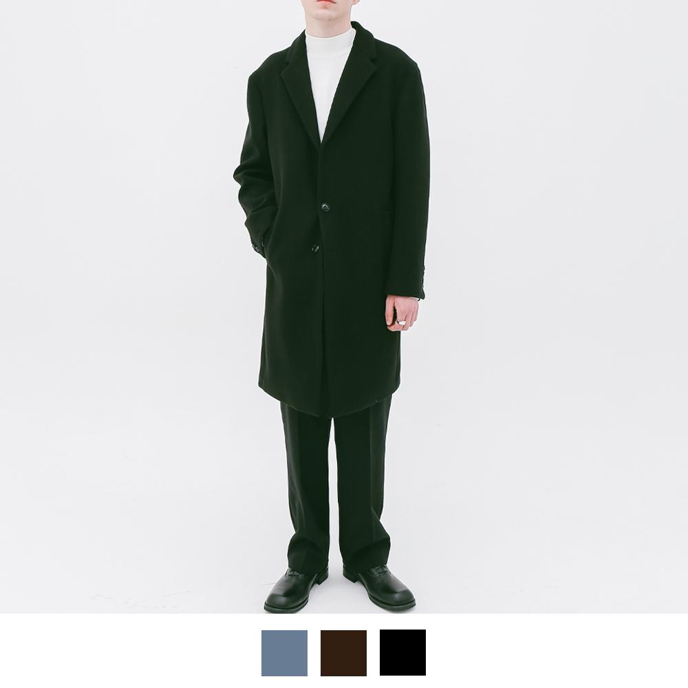 [단독할인]엘리건트 미니멀 싱글 코트 (3color)