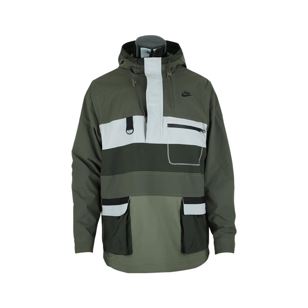 [국내배송]나이키 NSW 하이프 하이크 후드 자켓 / CU4220-033