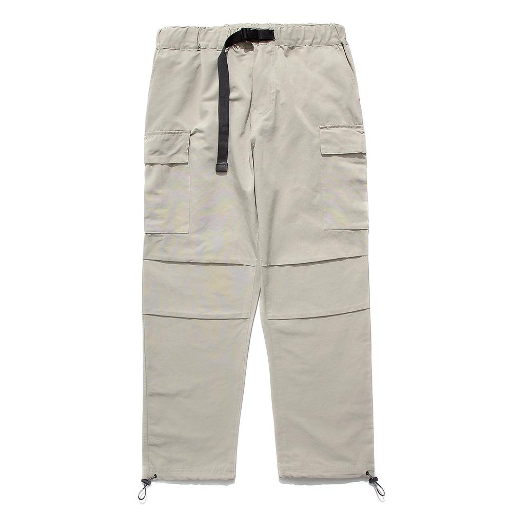 [패밀리세일]SP Mono Cargo String Pants-Ivory