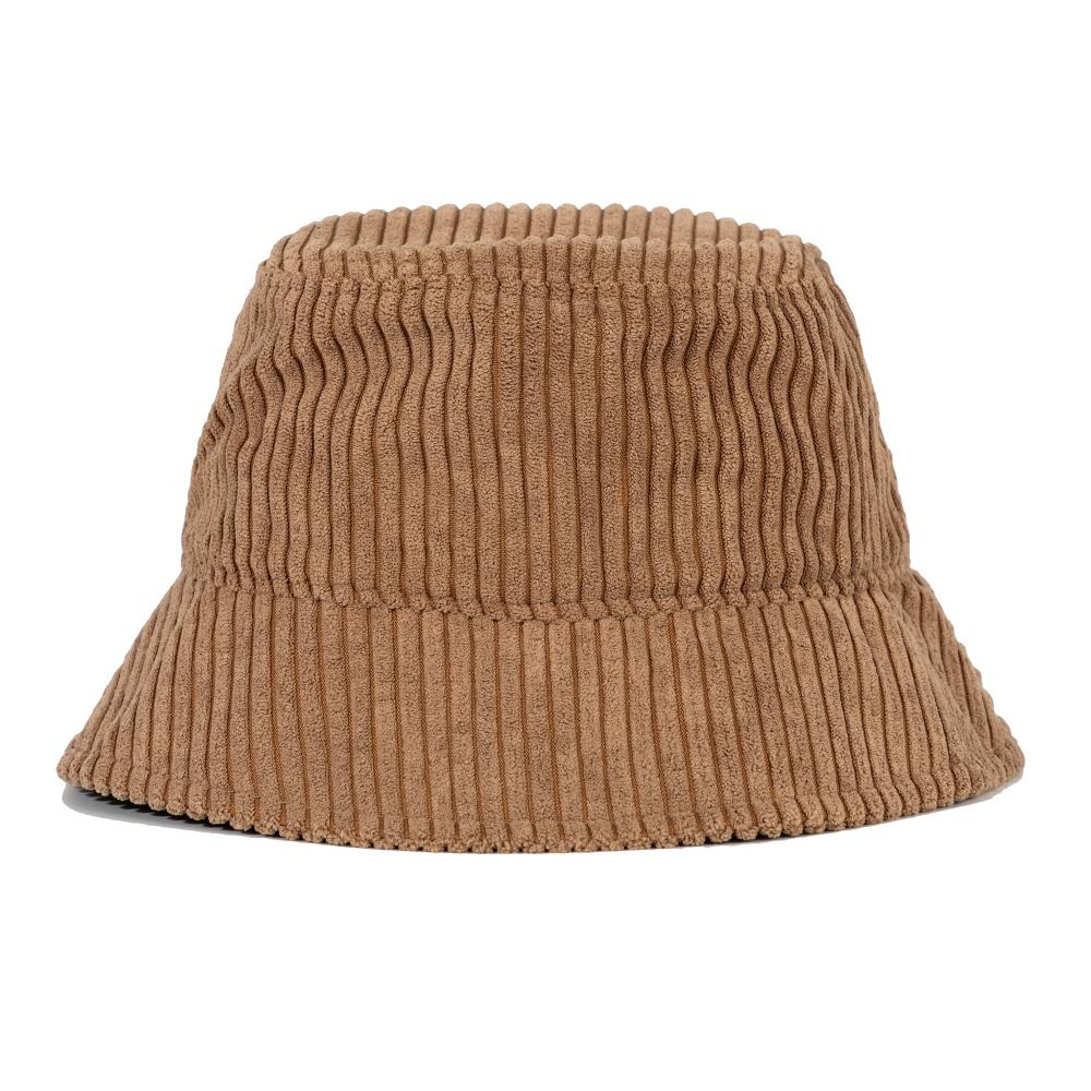 CB CORDUROY BUCKET HAT (D.BEIGE)