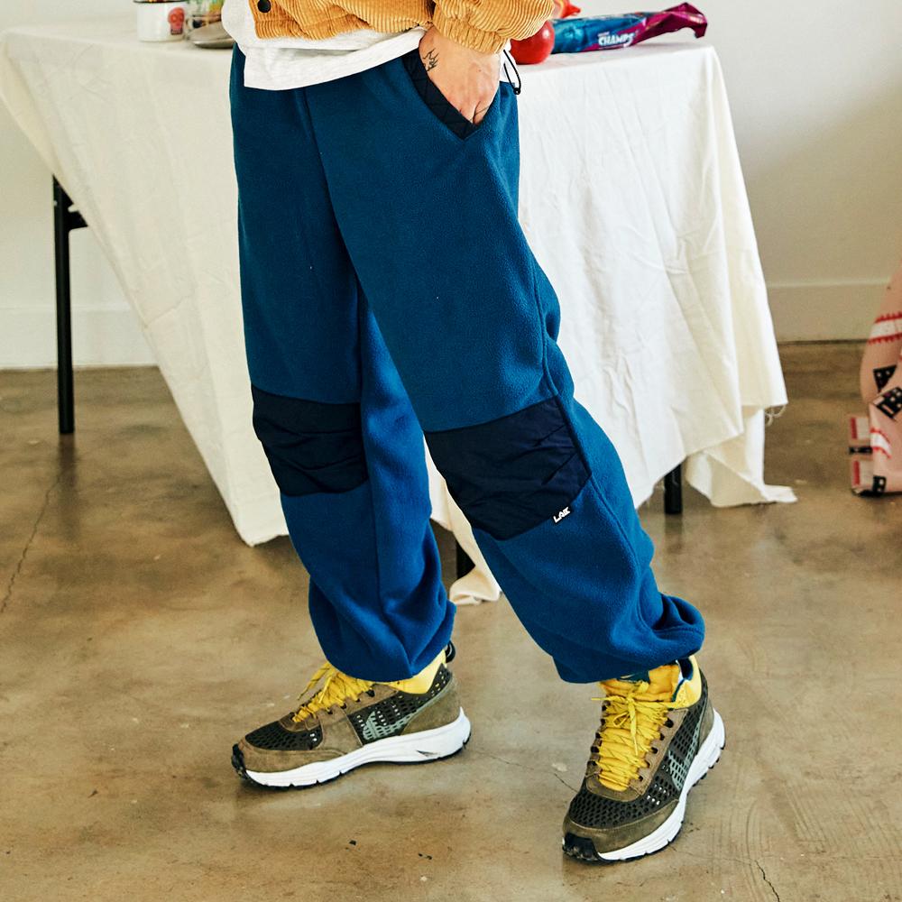 [단독할인][FHBG] TODDLE FLEECE LONG PANTS (NAVY)