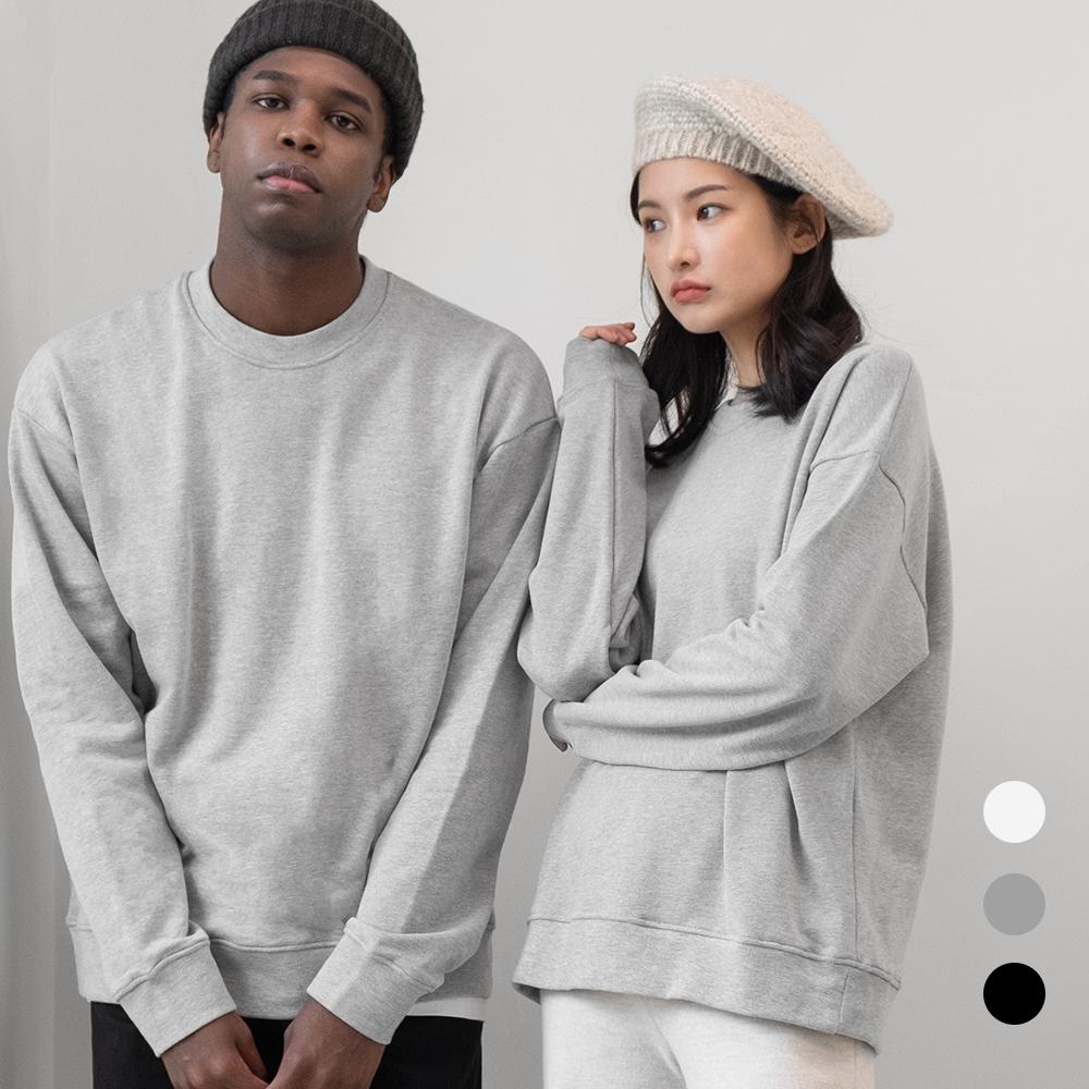[그랜드오픈]컴포트 스웨트 셔츠 (3color)